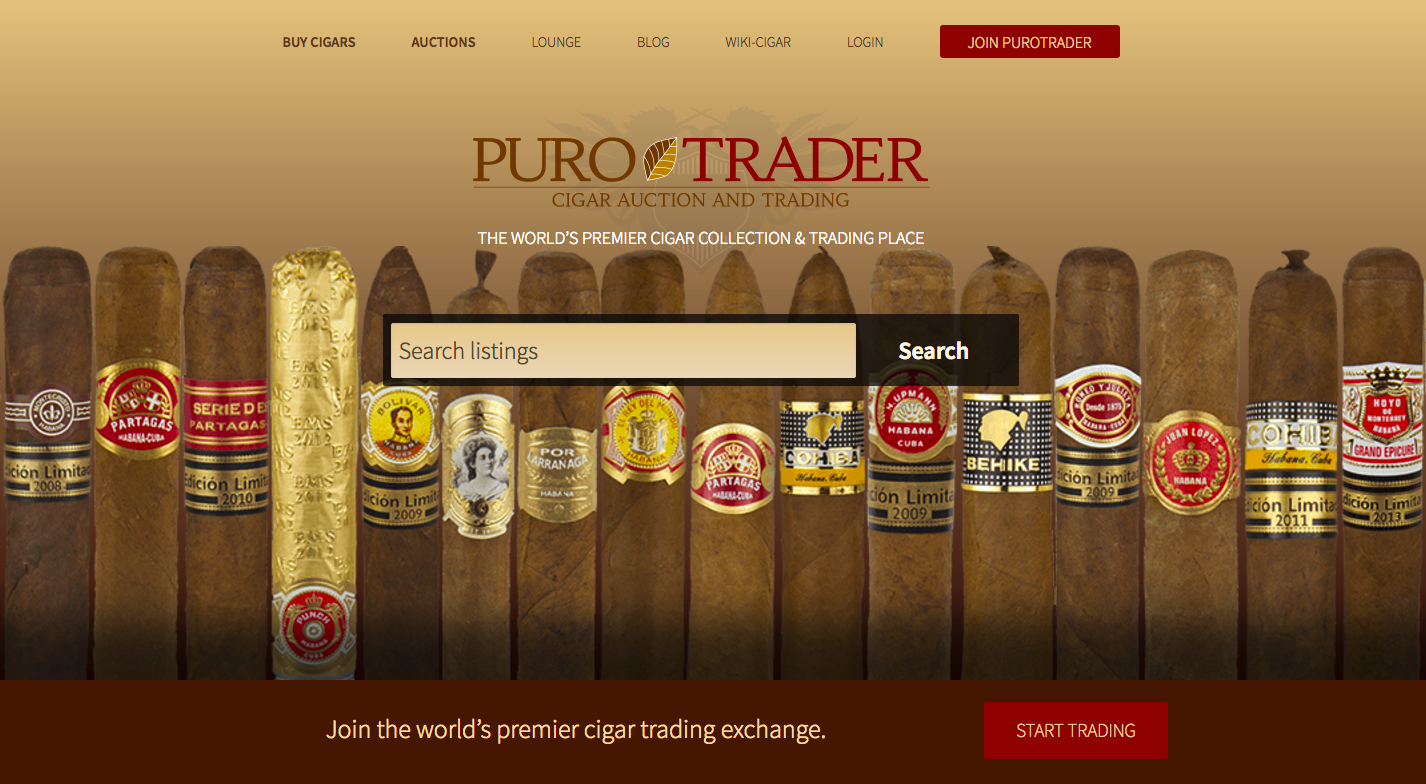 Puro Trader Line