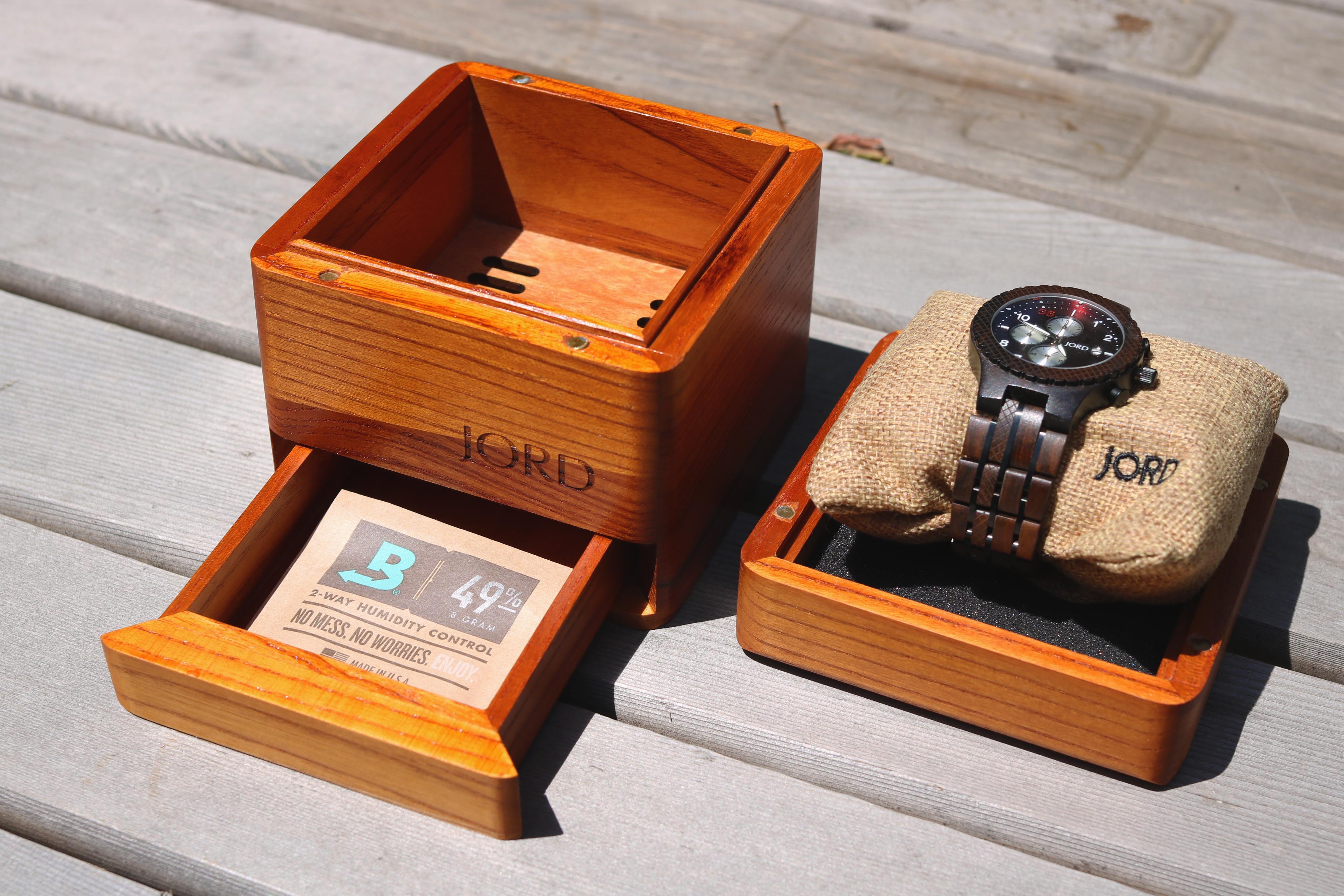 Jord Watch Case
