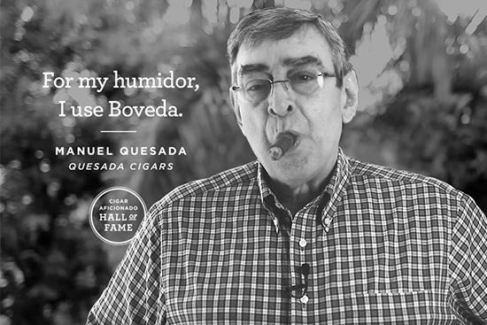 For My Humidor | Manuel Quesada, Jr.