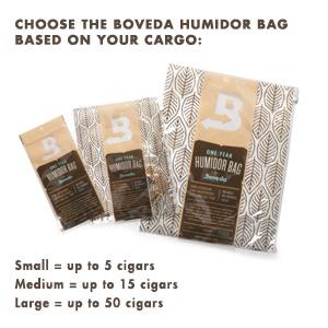 Humidor Bags
