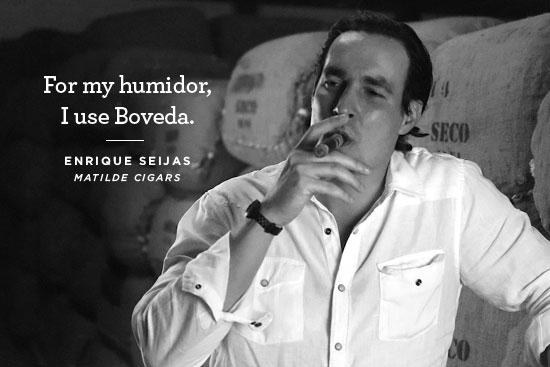For My Humidor | Enrique Seijas