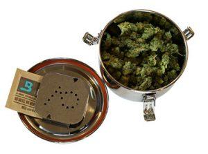 Cannabis in CVault