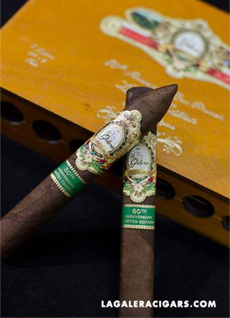 La Galera 80th Anniversary Box Pressed Limited Edition-Cigars