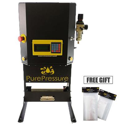 PurePressure Rosin Press