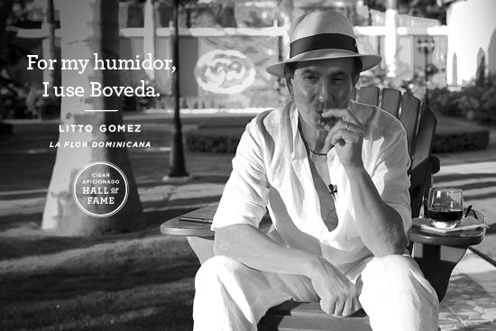 For My Humidor | Javier Elmudesi