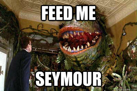 Little Shop of Horrors Reference