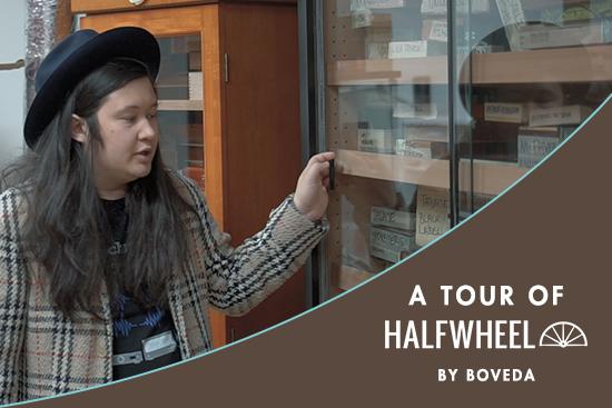 Tour halfwheel's Humidors   Bonus Ep.