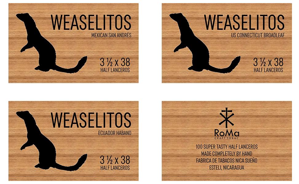 Weaselitos Cigars