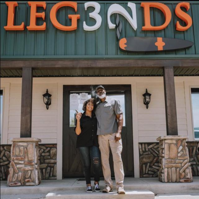 Legends Cigar and Vape Shop