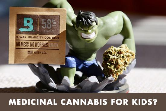 Medicinal Cannabis for Kids?