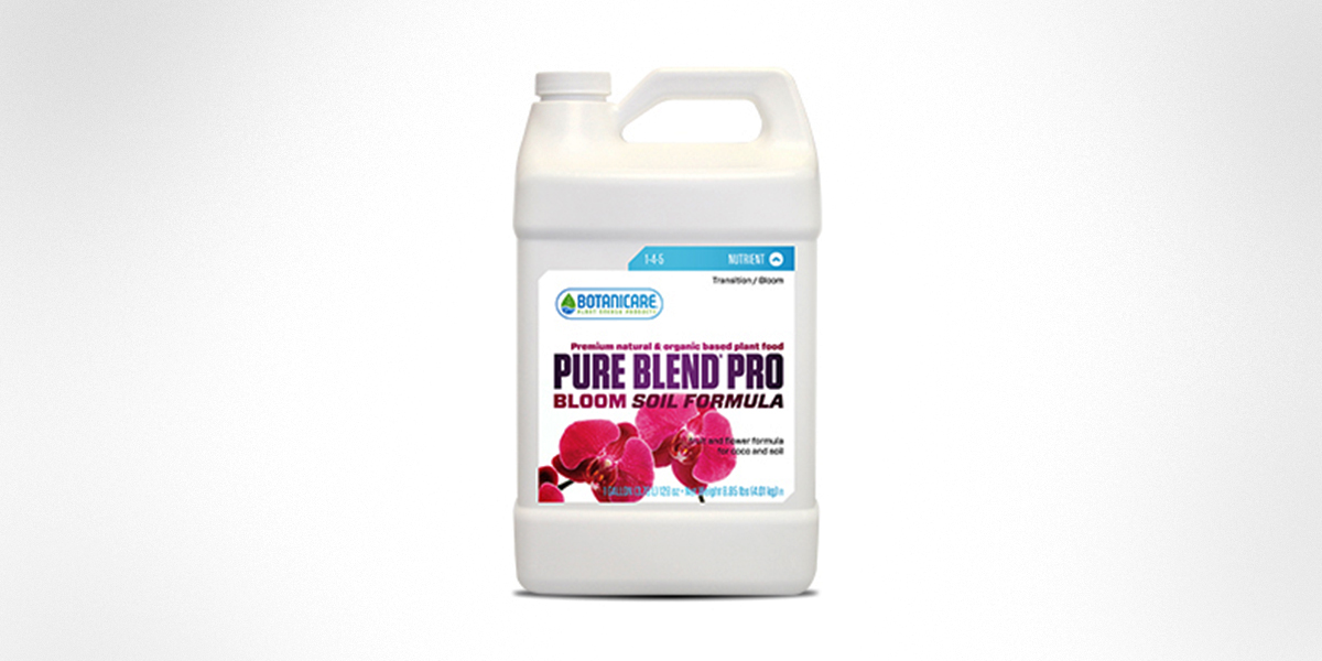 BC 0008 Pure Blend bloom soil