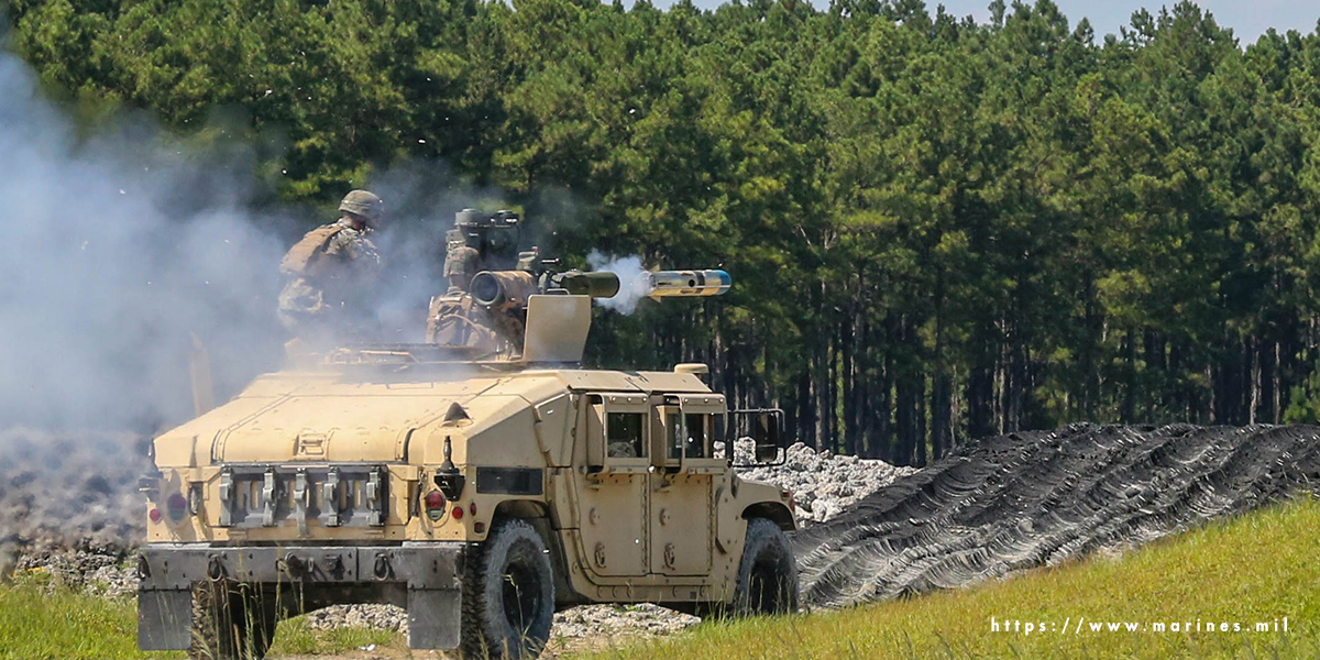 TOW Missile Marines