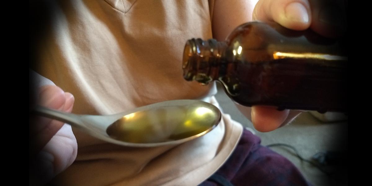 Homemade Cannabis Oil
