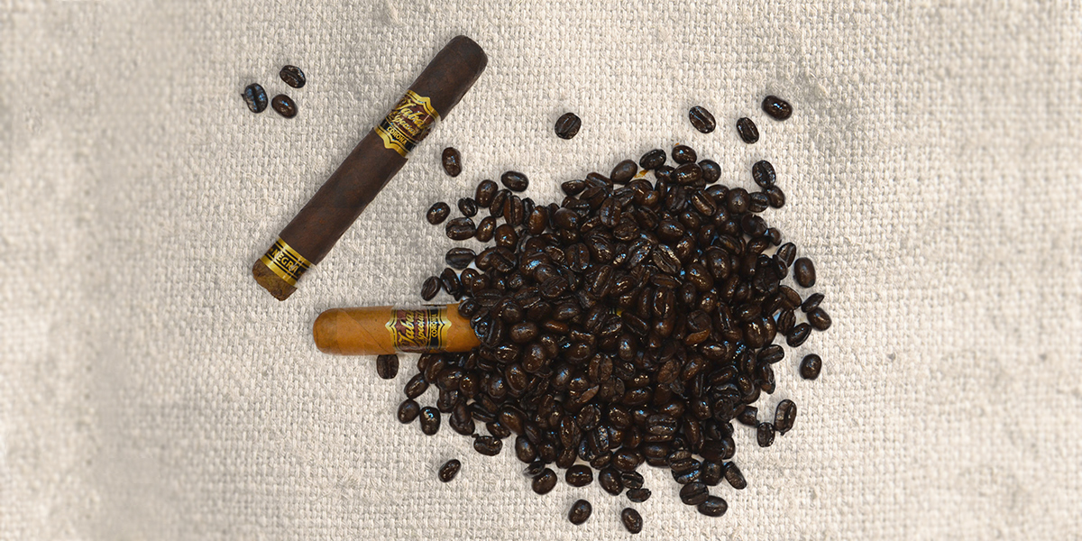 coffee infused