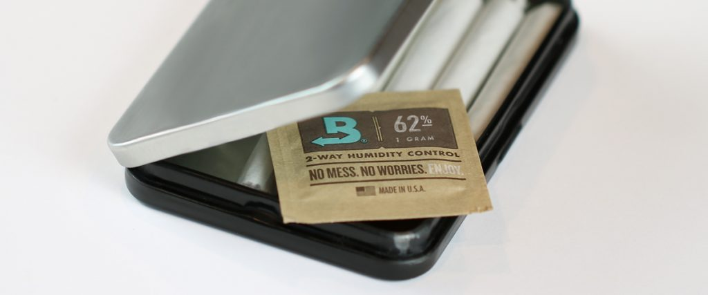 Boveda with Pre-rolls.