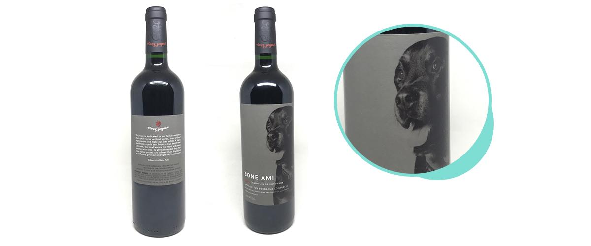 Pete Johnson's Bone Ami wine