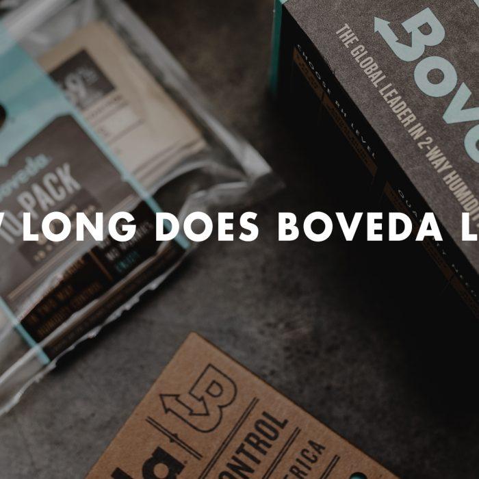 How long does Boveda last video screenshot