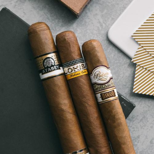 three cigars