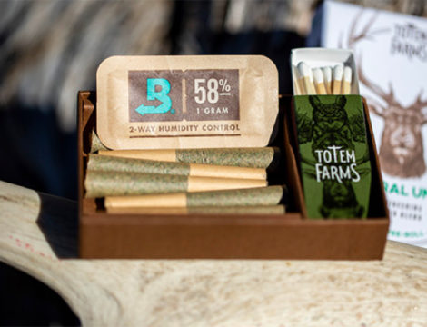 Boveda and pre rolls