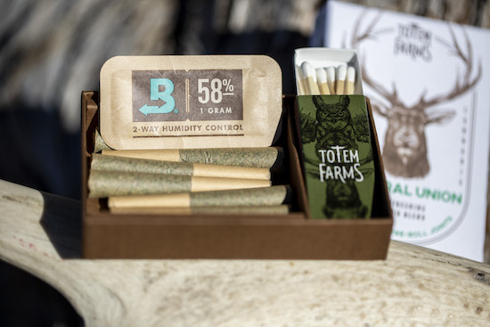 Totem Farms Cannabis Businesses that Use Boveda