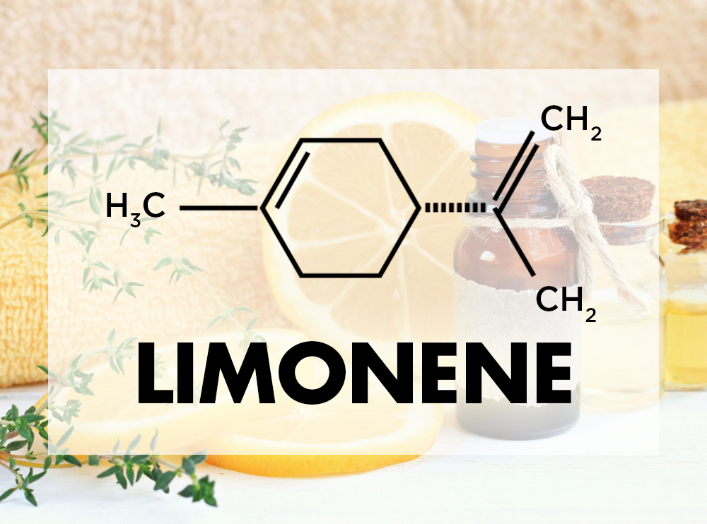 Limonene terpene chemical compound