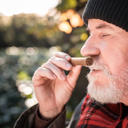 A Boveda Humidor Bag has an odor barrier to keep the aroma of cigars inside.