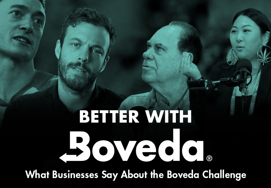 Better with Boveda video intro