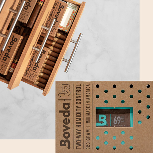 Boveda Size 320 for wineador cigar coolers