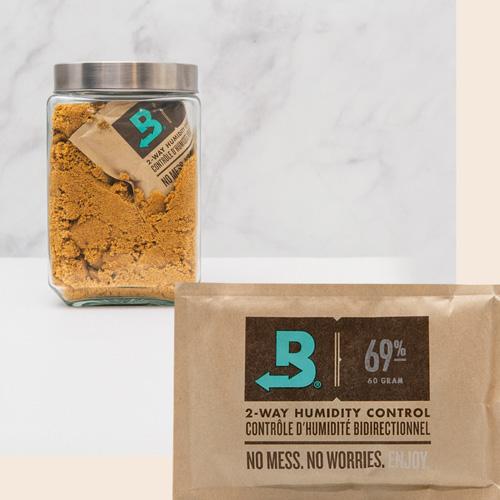 Boveda size 60 for brown sugar