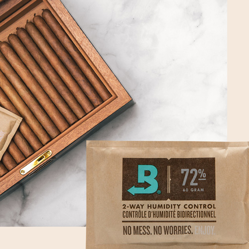 Boveda size 60 for wood humidors